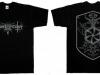 Nokturnal Mortum - Goat Horns Logo T-shirt M, S 200UAH/10EUR