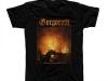 Gorgoroth – Instinctus Bestialis (gold logo/title) T-shirt girlie M, girlie S 12EUR