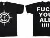 Carpathian Forest - Fuck You All!!!! T-shirt M 200UAH/10EUR